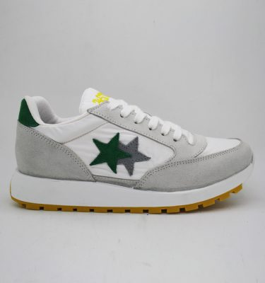 2Star Sneakers BIANCO GHIACCIO RUNNING